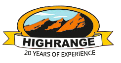 High range Spices logo